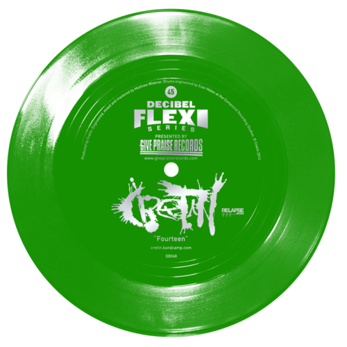 Cretin Fourteen flexi dB048