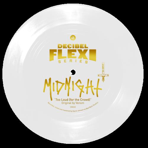 "Midnight ""Too Loud for the Crowd"" original by venom flexi dB045"