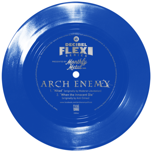 Arch Enemy flexi dB 044