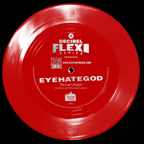 Eyehategod flexi dB043