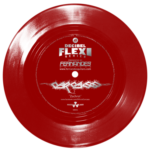 Carcass flexi dB034