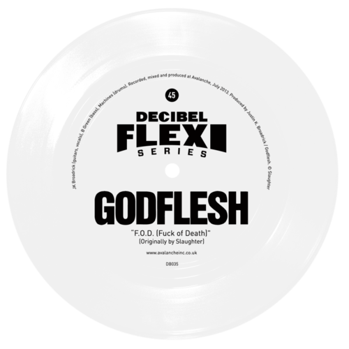 Godflesh flexi dB035