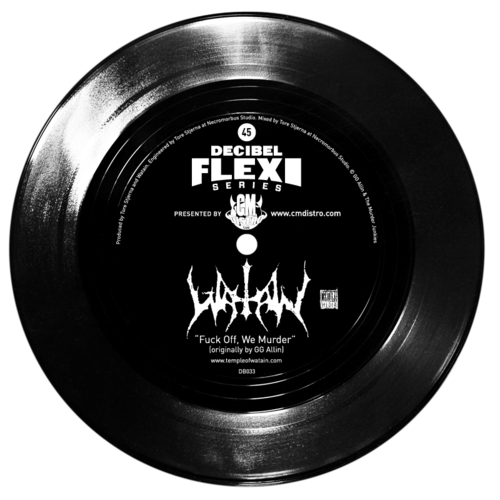 Watain flexi dB033