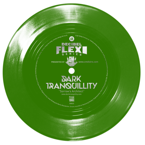 Dark Tranquility flexi dB032