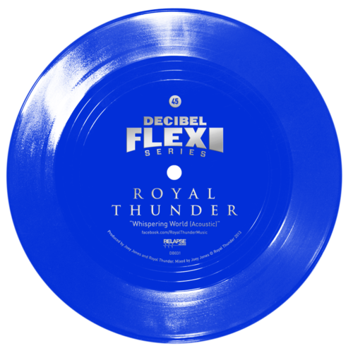 Royal Thunder flexi dB031