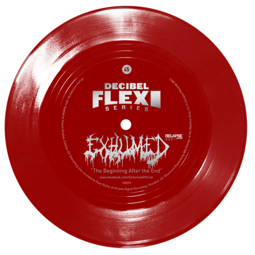 Exhumed flexi dB029