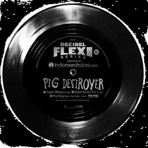 Pig Destroyer Live EP db026.5