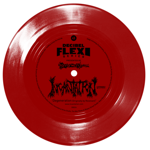 Incantation flexi dB024