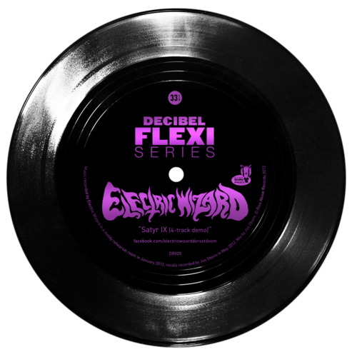 Electric Wizard flexi dB020
