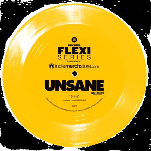 Unsane flexi dB019