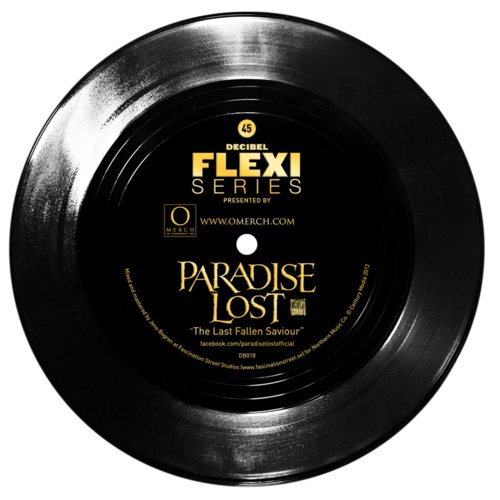 Paradise Lost flexi dB018