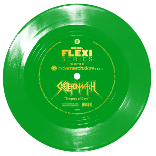 Skeletonwitch flexi dB010