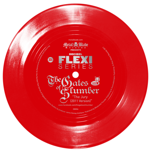 Gates of Slumber flexi dB006