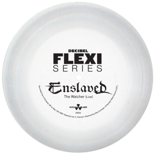 Enslaved flexi dB002