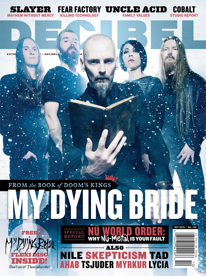 Decibel #132 - My Dying Bride