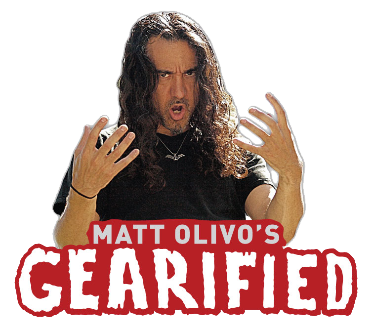 Matt Olivo Gearified