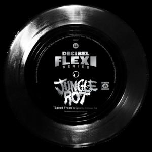 "dB 059 Jungle Rot""Speed Freak"" flexi original by Hallows Eve"
