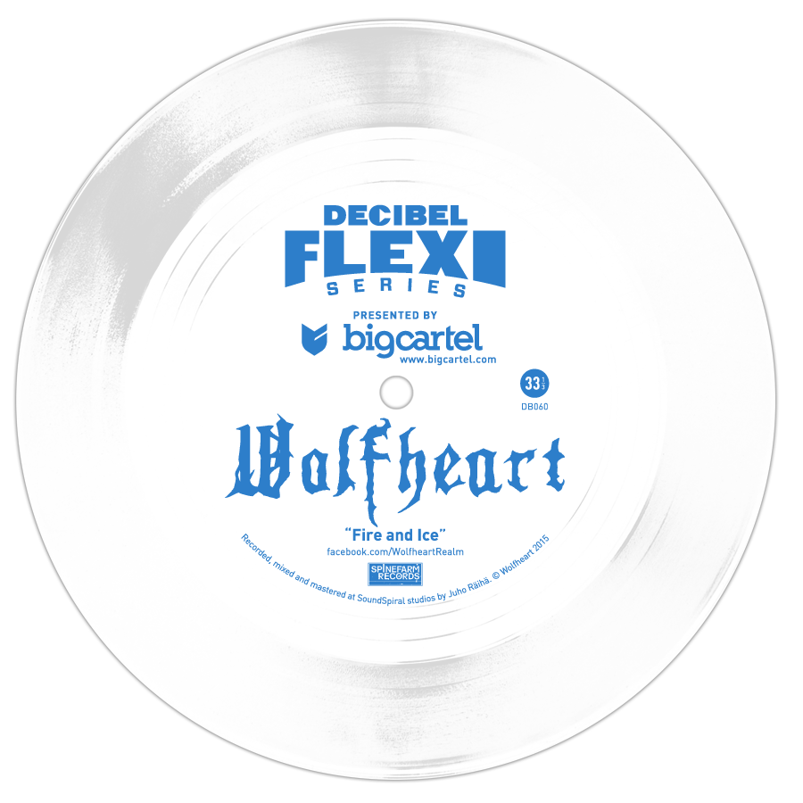 "Wolfheart ""Fire and Ice"" Flexi dB060"