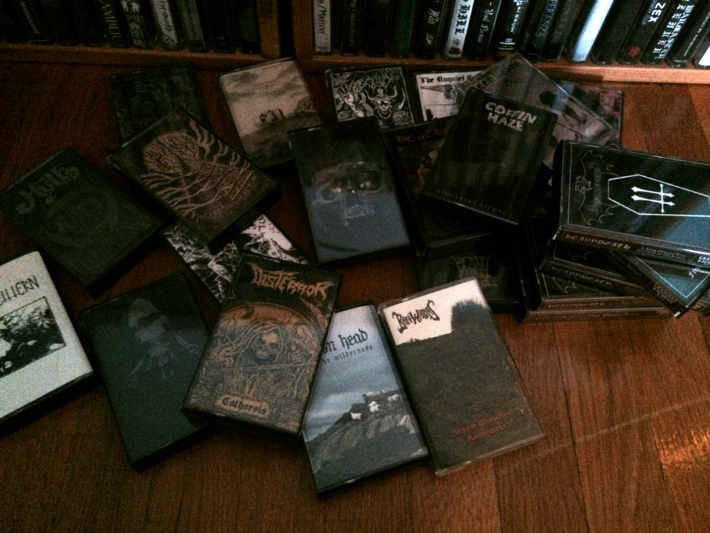 Some of the Tapes CALigari's Put Out this year.