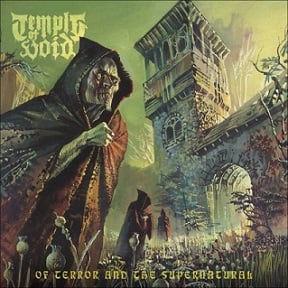Decibel Best New Noise: Temple of Void - Of Terror and the Supernatural