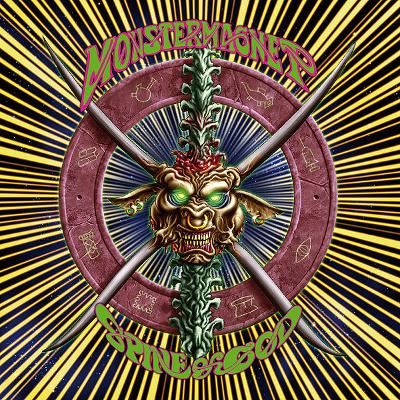 """24) Monster Magnet """"Spine of God"""" Caroline"""