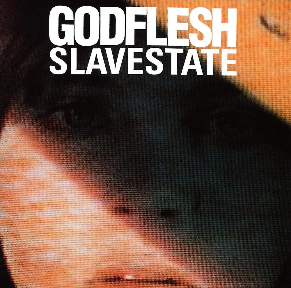 """14) Godflesh """"Slavestate"""" Earache"""