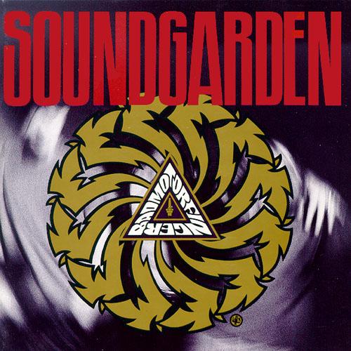 "8) Soundgarden ""Badmotorfinger"" A&M"