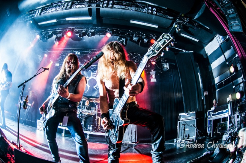 Enslaved (Photo by Andrea Chirulescu)