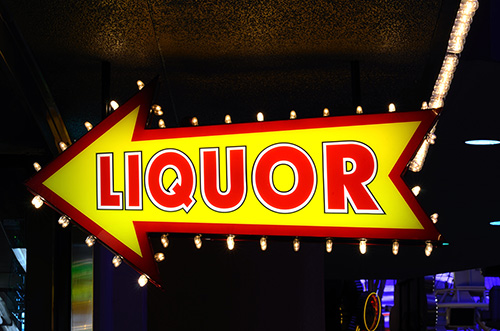 Buy your own liquor for pregaming at the hotel