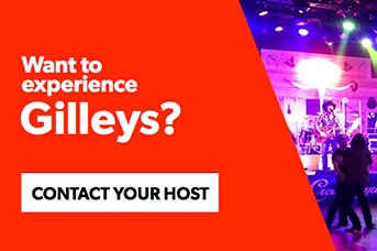 Contact your host to experience Gilleys