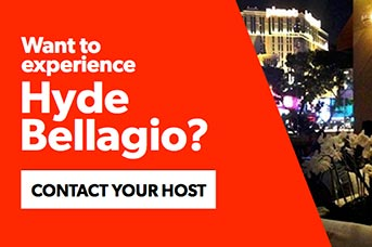 Contact your host to experience Hyde Bellagio