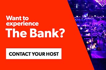 Contact your host to experience The Bank