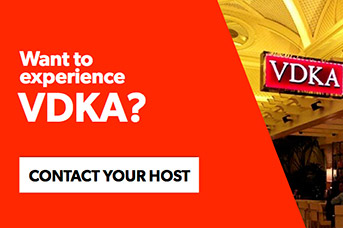 Contact your host to experience VDKA