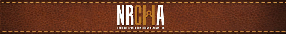 Silver Level Sponsor  NRCHA   www.nrcha.com