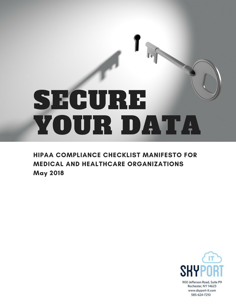 Secure Your Data. HIPAA Compliance Checklist Manifesto for Ambulatory and Surgery Centers.png