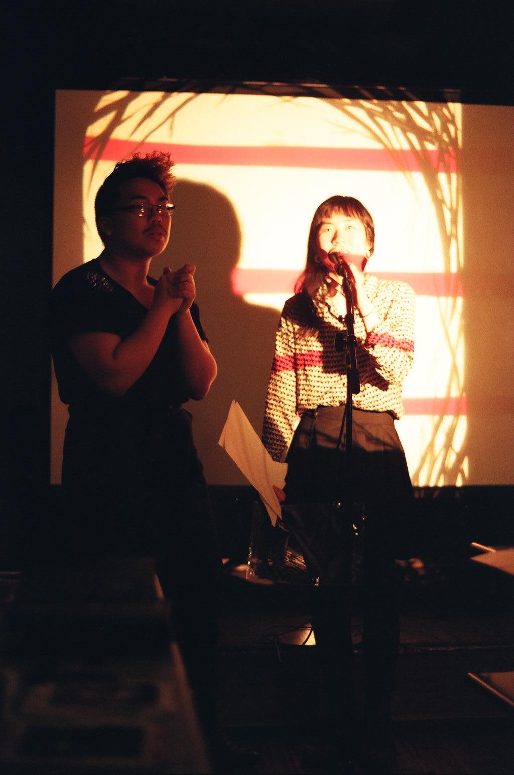 Jess Chen & Paul Tran