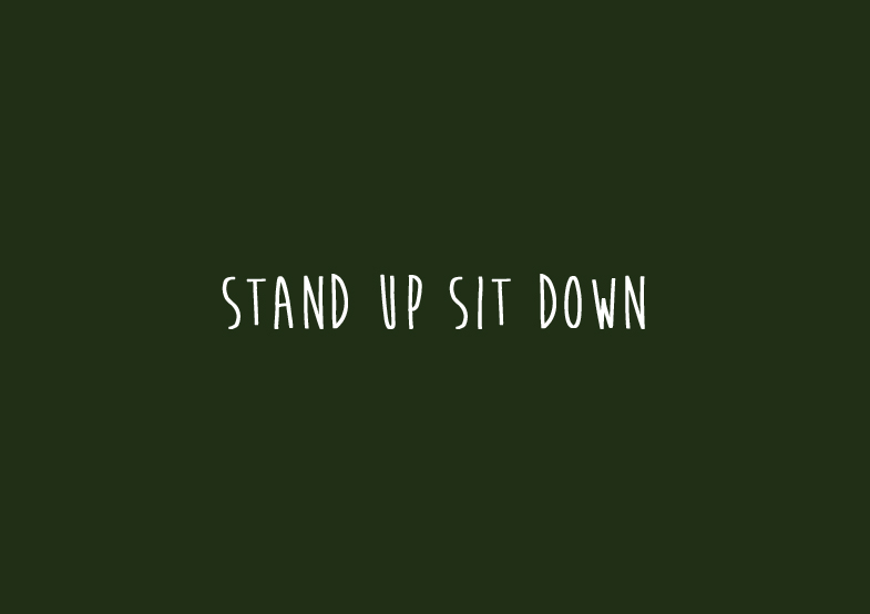 The Stand Up Sit Down! A comedy show that combines laughs with learning about the craft of comedy. Watch sets from some of the best comedians in Boston, and then pick their brains about their joke writing and artistic process!     Hosted by comedians Kwasi Mensah, Christine An...