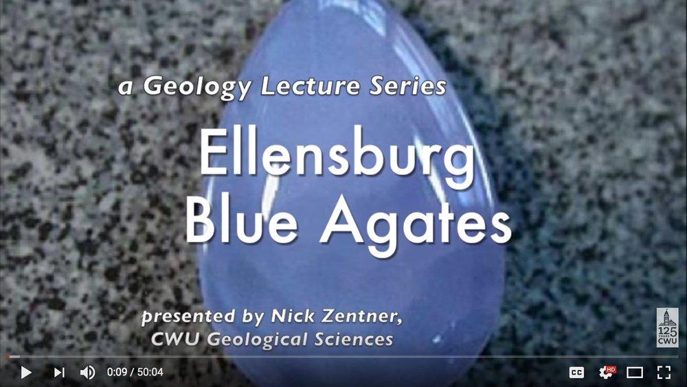Lectures Nick Zentner