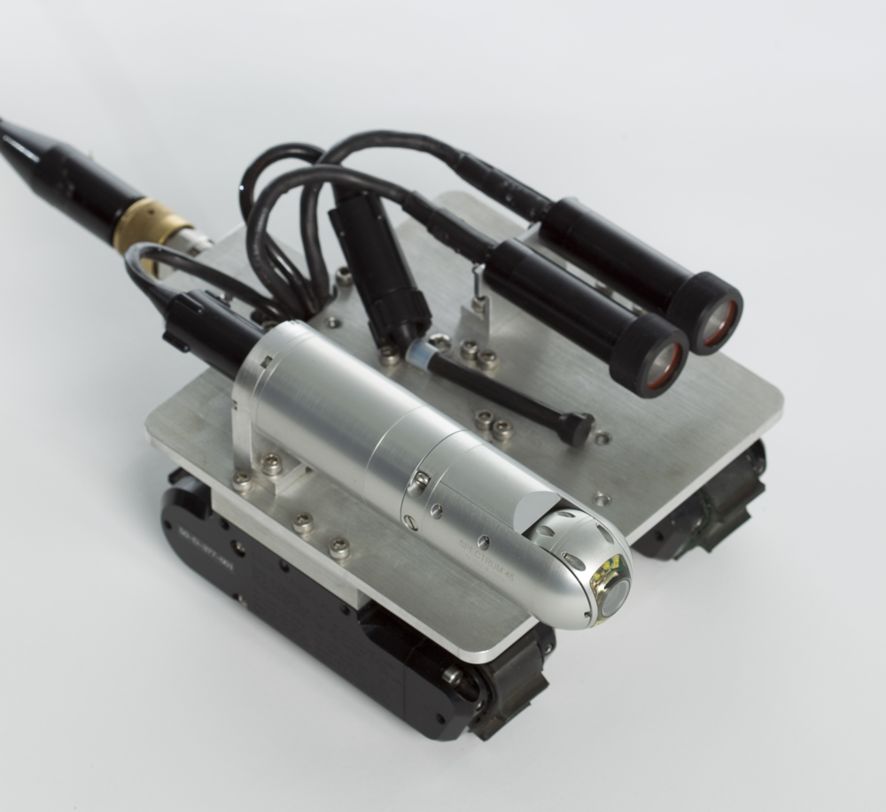 standard Versatrax 100 MicroMag™ system
