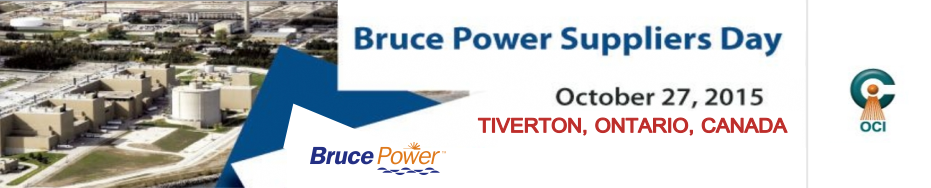 Bruce Power Suppliers Day