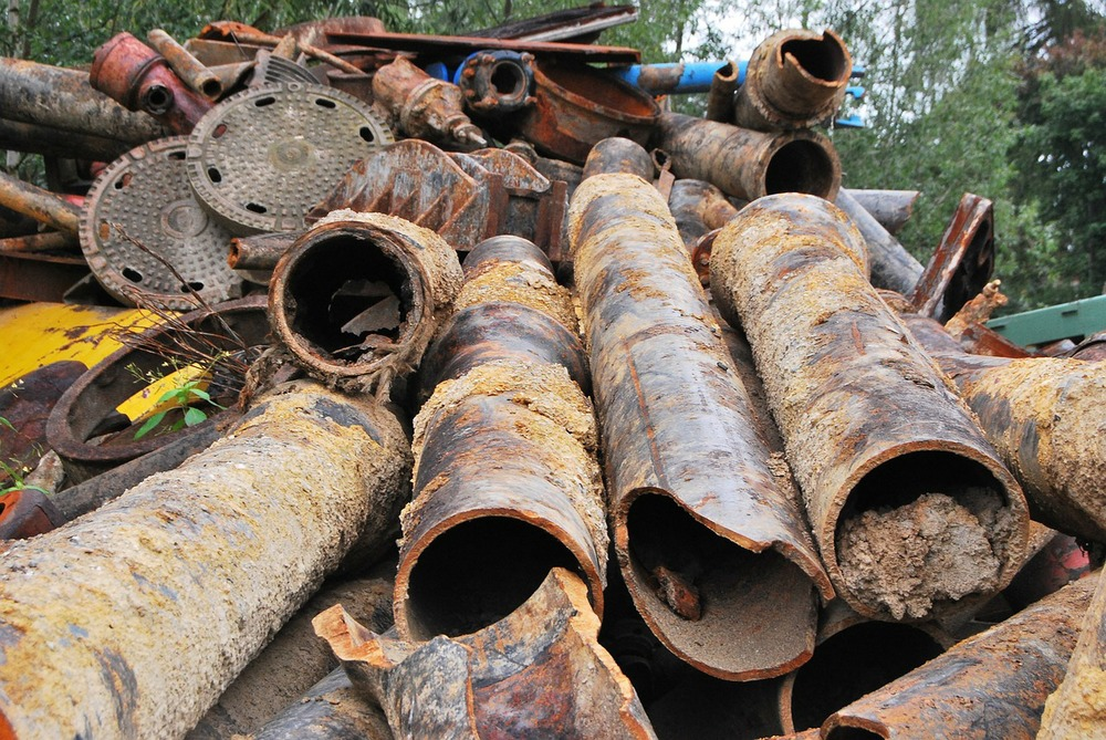 Aging Pipe