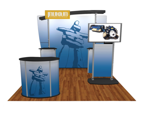 Inuktun Booth # 1120 at ASNT Annual Conference 2015