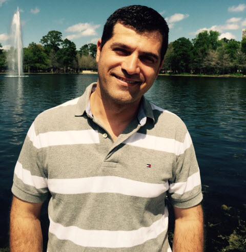Erion Haderi, InCommand Service Technician