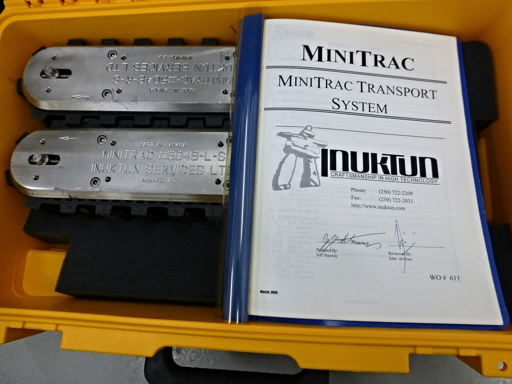 Minitracs with Original Manual from 1999
