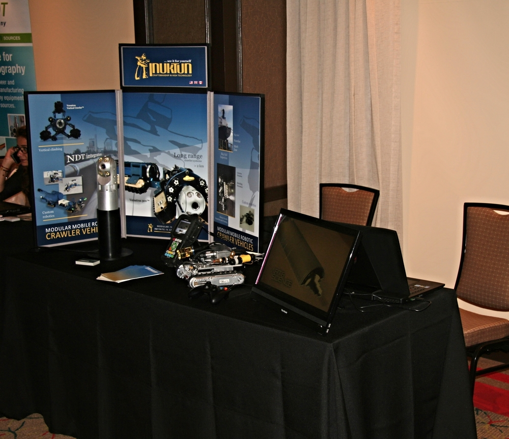 Inuktun at the 2016 NDTMA Annual Conference