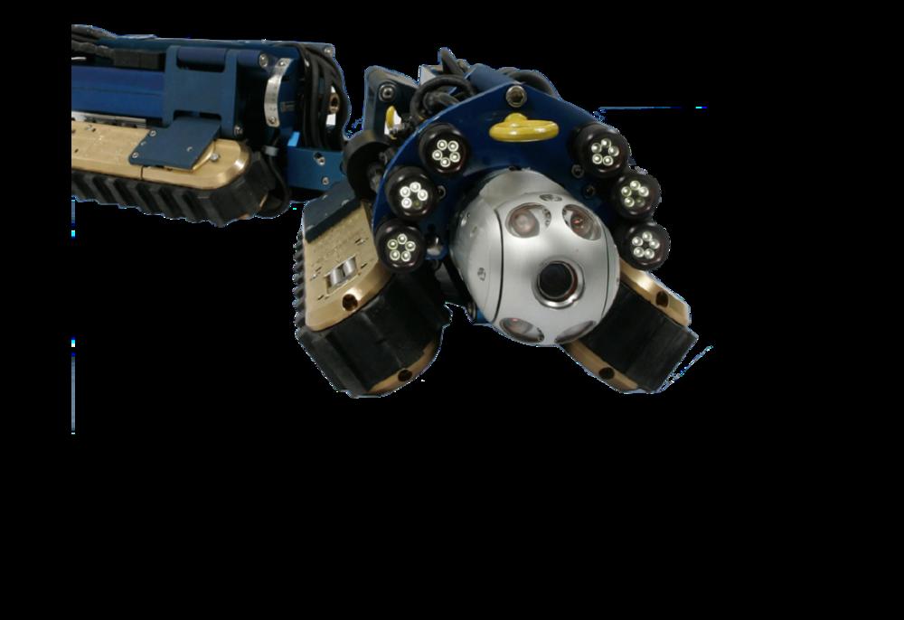 Versatrax 300™ Long Range Pipe Inspection Crawler