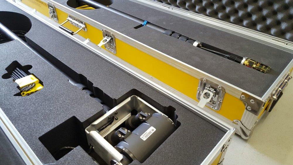 Inuktun Camera Poles