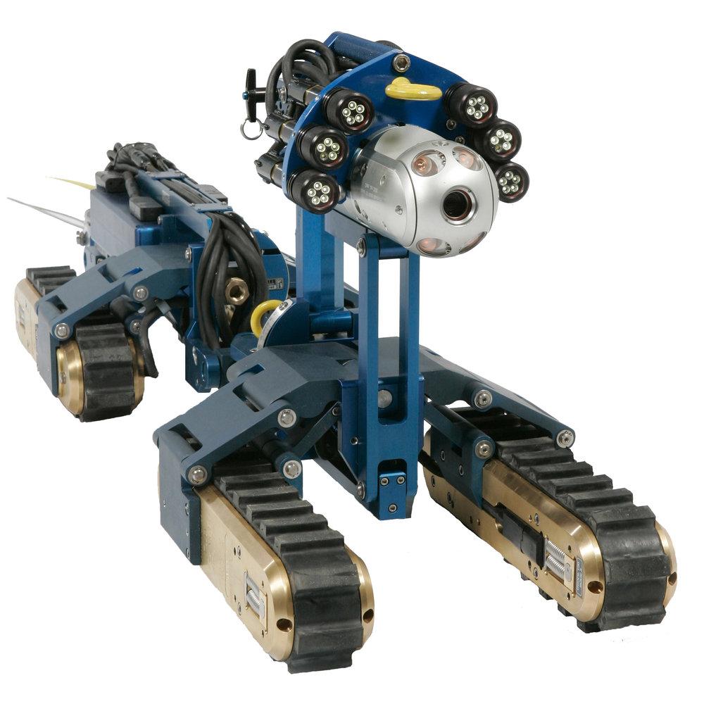 Inuktun Versatrax 300™ Crawler