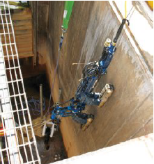 Pipe Inspection Robot