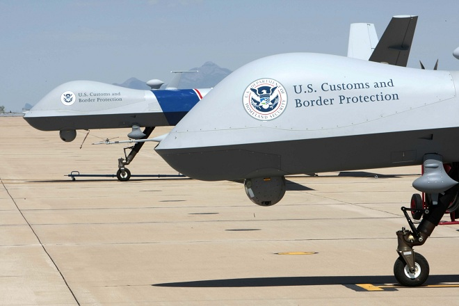 Predator B (Customs and Boarder Protection)